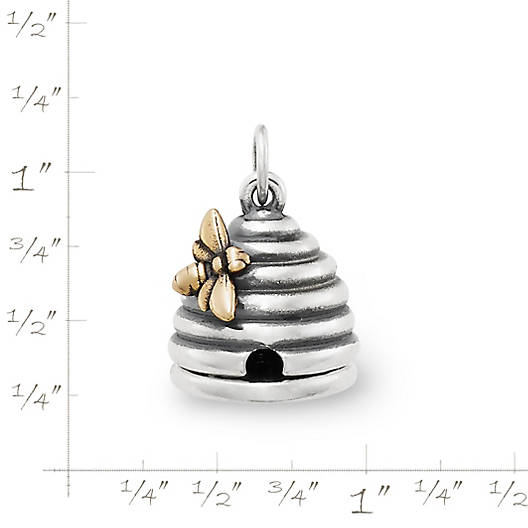 """View Larger Image of """"Bee My Honey"""" Charm"""