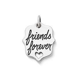 """Friends Forever"" Charm"