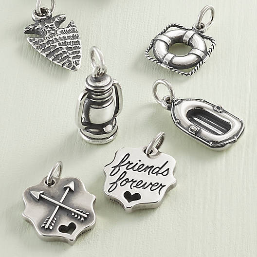 View Larger Image of Friends Forever Charm
