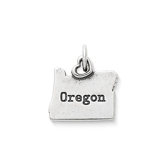 View Larger Image of My Oregon Charm