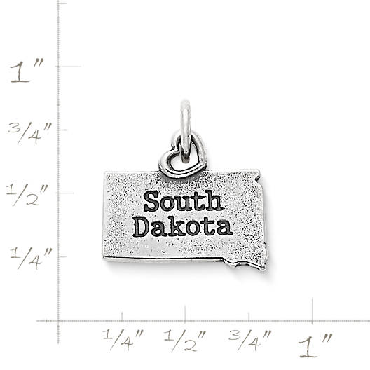 View Larger Image of My South Dakota Charm