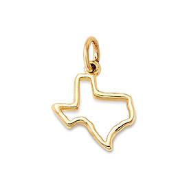 Texas Forged Charm