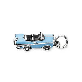 Enamel Vintage Car Charm