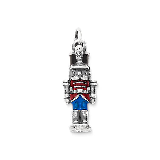 View Larger Image of Enamel Toy Soldier Charm