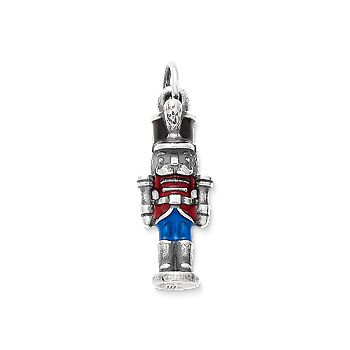 4fe872832 Enamel Toy Soldier Charm - James Avery