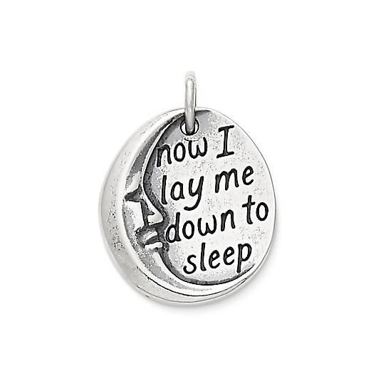 "View Larger Image of ""Now I Lay Me Down To Sleep"" Charm"