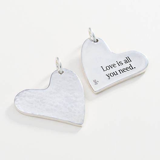 View Larger Image of Fearless Heart Pendant