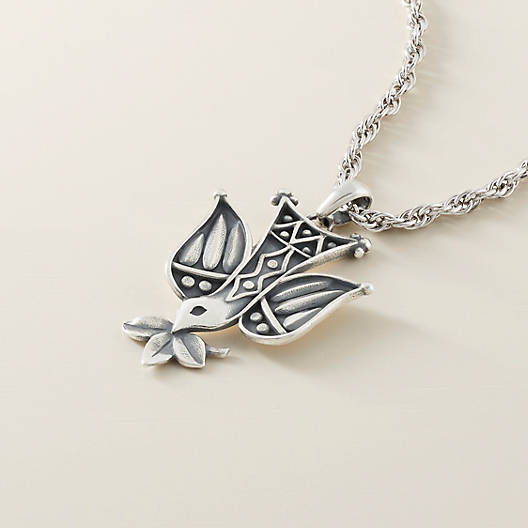 View Larger Image of Messenger of Peace Pendant
