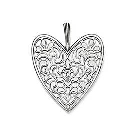 Venetian Heart Pendant