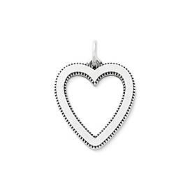 Vintage Heart Pendant
