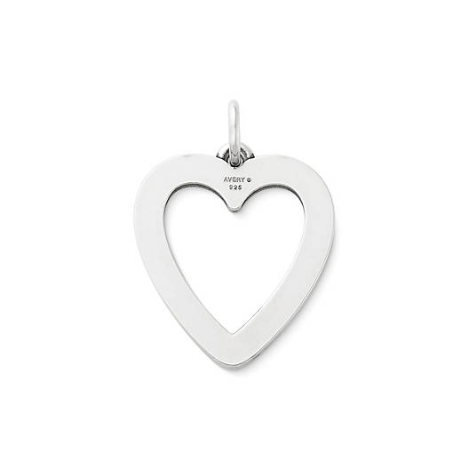 View Larger Image of Vintage Heart Pendant