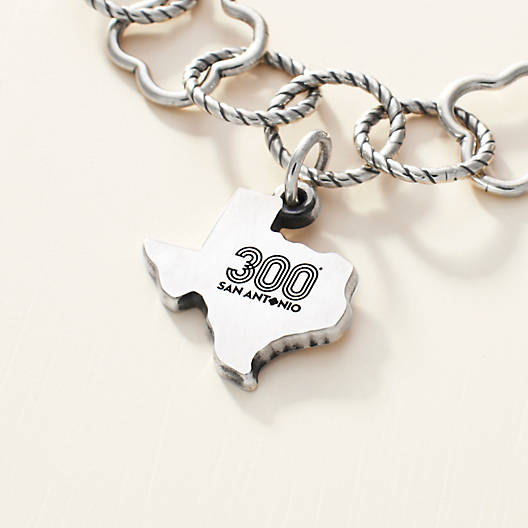 View Larger Image of Tricentennial Commemorative Small Texas Charm
