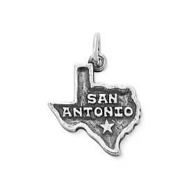 "Tricentennial Commemorative ""San Antonio"" Charm"