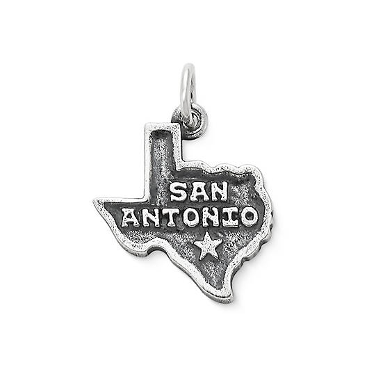 "View Larger Image of Tricentennial Commemorative ""San Antonio"" Charm"