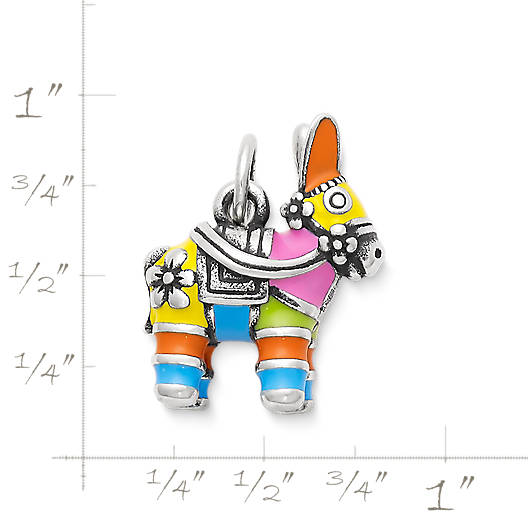 View Larger Image of Enamel Piñata Charm