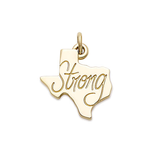 "View Larger Image of Texas ""Strong"" Charm"