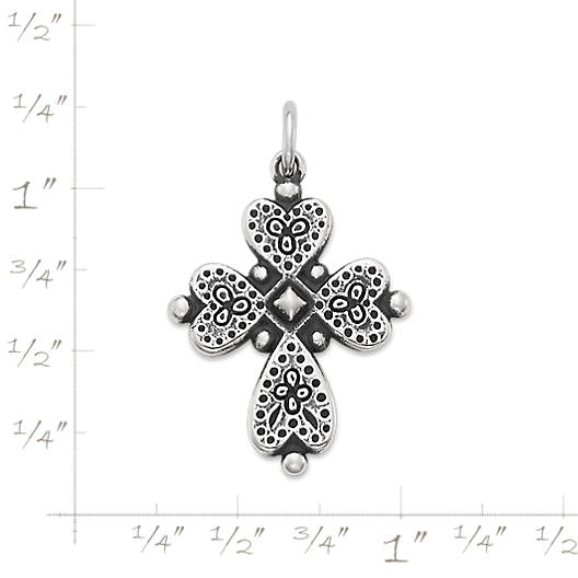 View Larger Image of Heart's Devotion Cross