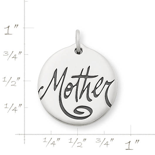 "View Larger Image of ""Mother"" Charm"