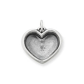 Heart Picture Frame Charm