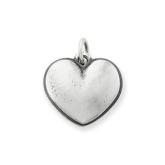 View Larger Image of Heart Picture Frame Charm
