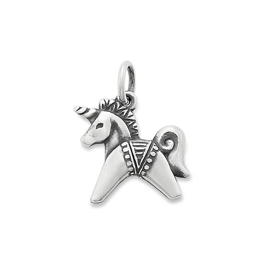 View Larger Image of Unicorn Charm