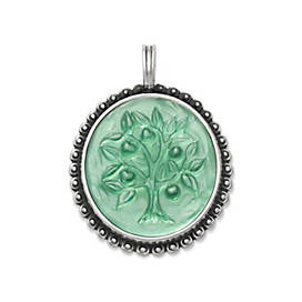 Sculpted Tree of Life Pendant