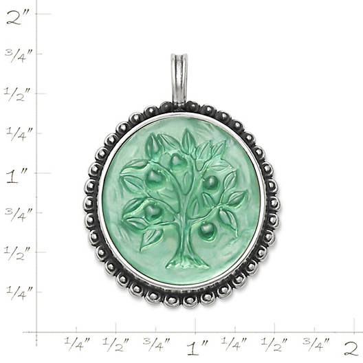 View Larger Image of Sculpted Tree of Life Pendant