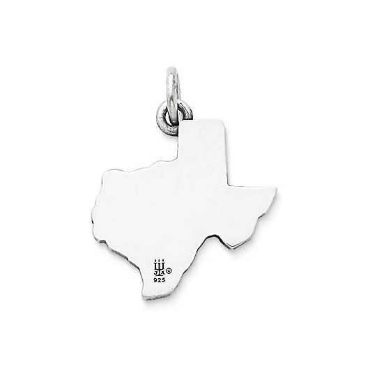 "View Larger Image of ""Fort Worth"" Charm"