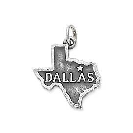 """""""Dallas"""" Charm"""
