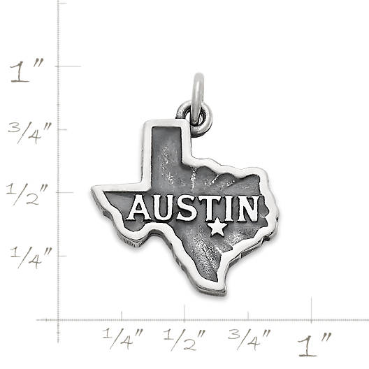 "View Larger Image of ""Austin"" Charm"