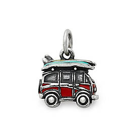Enamel Surf's Up Charm