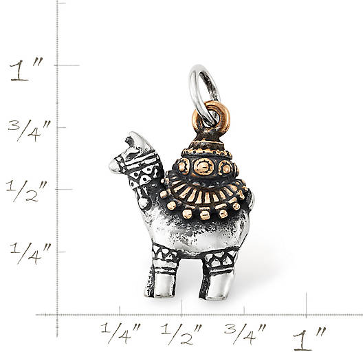 View Larger Image of Llama Charm