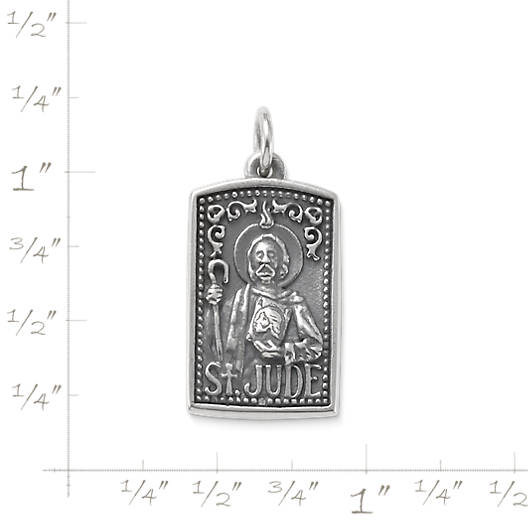 View Larger Image of St. Jude of Galilee Charm
