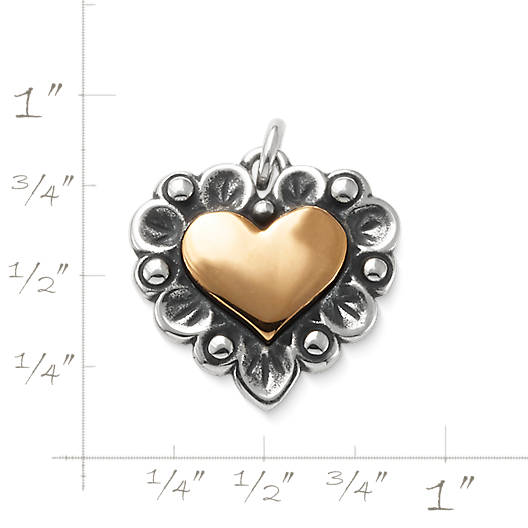 View Larger Image of Love in Bloom Charm