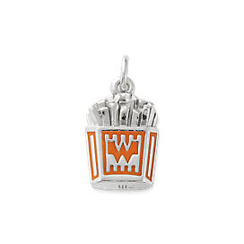 Enamel Whataburger® French Fries Charm