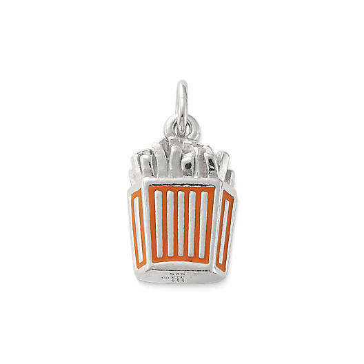 View Larger Image of Enamel Whataburger® French Fries Charm