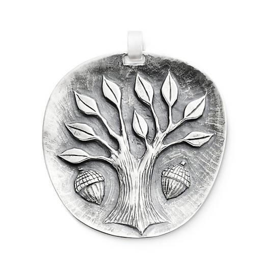 View Larger Image of Oak Tree Pendant