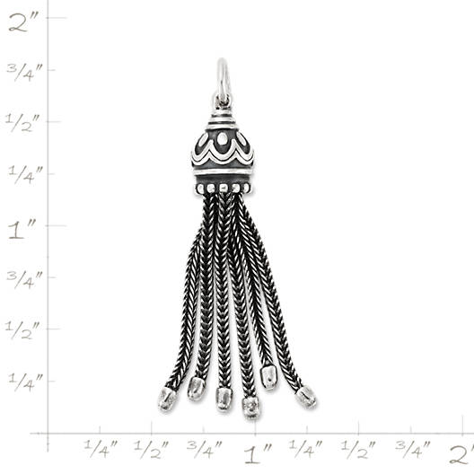 View Larger Image of Tassel Charm