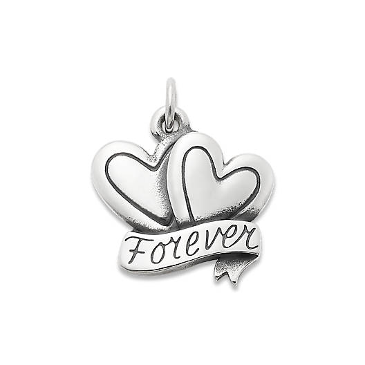 "View Larger Image of ""Forever"" Love Charm"
