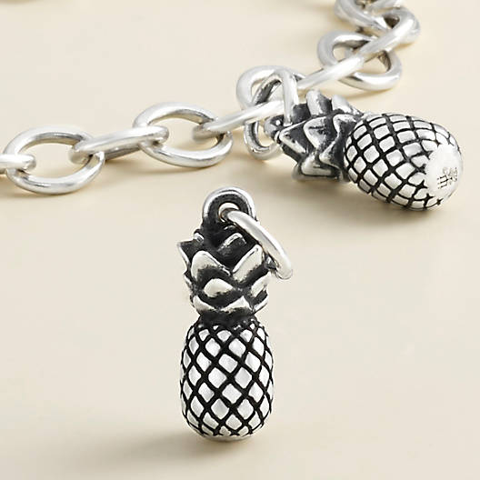 View Larger Image of Tropical Pineapple Charm