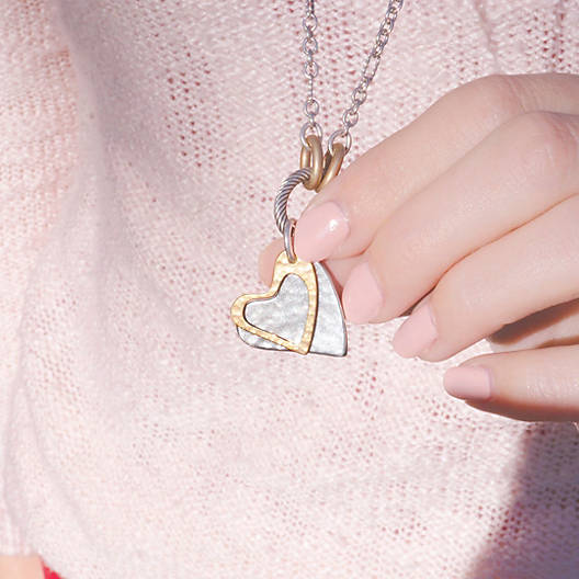 View Larger Image of Fearless Hearts Charm