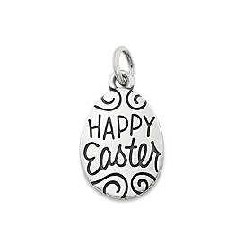 """Happy Easter"" Charm"