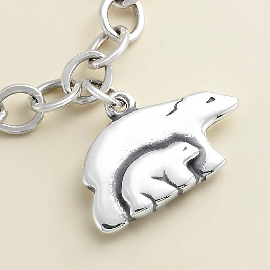 View Larger Image of Mama Bear Charm