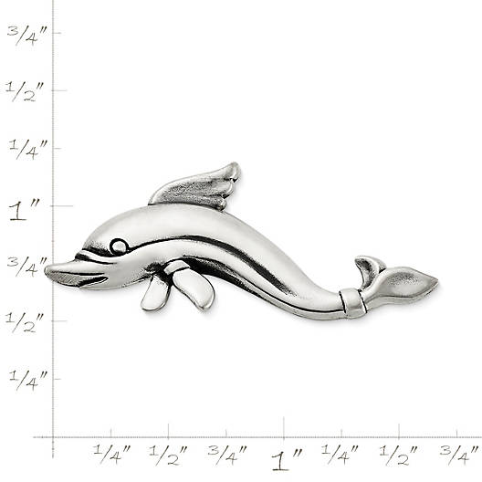 View Larger Image of Dolphin Pendant