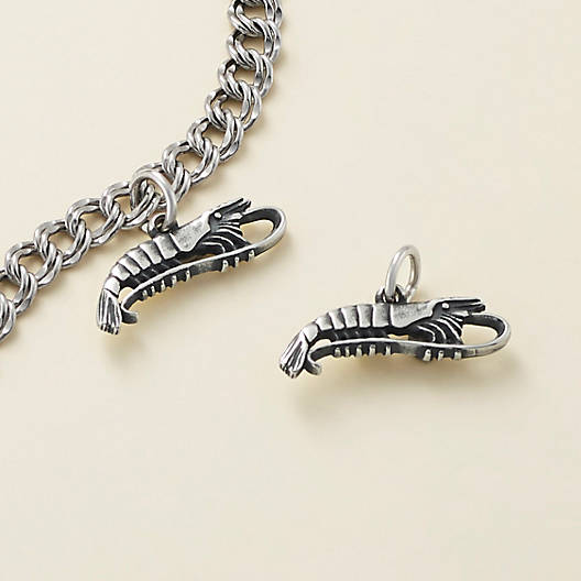 View Larger Image of Gulf Shrimp Charm