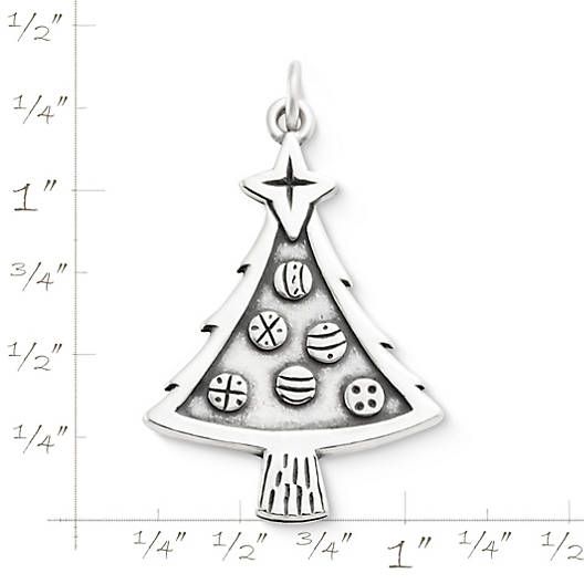 View Larger Image of Christmas Tree Pendant
