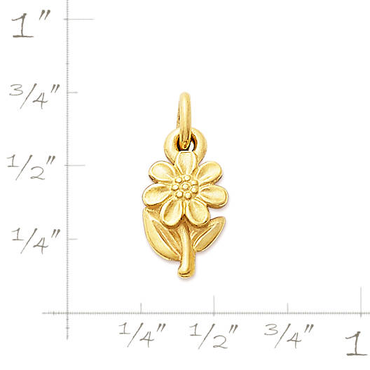 View Larger Image of Mini Daisy Charm