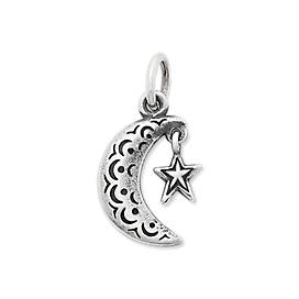 Adorned Starry Night Charm