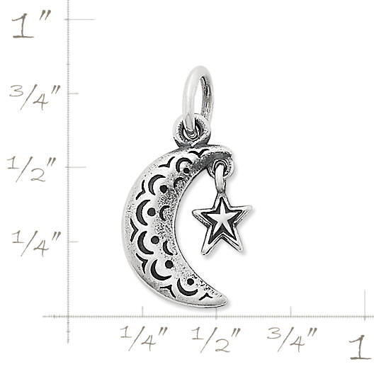 View Larger Image of Adorned Starry Night Charm