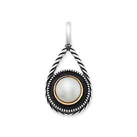 Marjan Pendant with Cultured Pearl